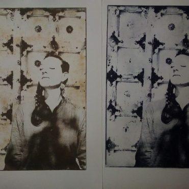 Photoetching - stampa prova di colore